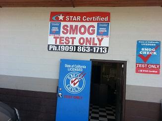 Smog Station